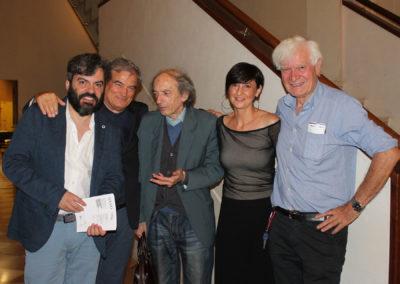 Con Francesco Gesualdi, Roberto Fabbriciani, Giancarlo Cardini, Andrea Politi. Festival G.A.M.O. 2018