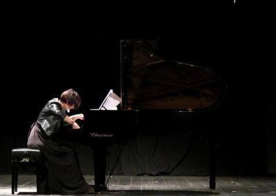 Teatro Cicognini, Prato. Omaggio a Claudio Josè Boncompagni per Mesotonica. Dicembre 2017