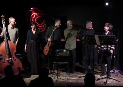 Area Sismica. Festival di musica contemporanea 2018. Con Fabrizio Ottaviucci, Roberta Gottardi, Giacomo Piermatti, Yuri Ciccarese, Donato D'Antonio