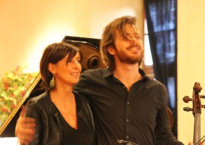 Festival G.A.M.O. 2019. Con Michele Marco Rossi. Ph. Andrea Politi