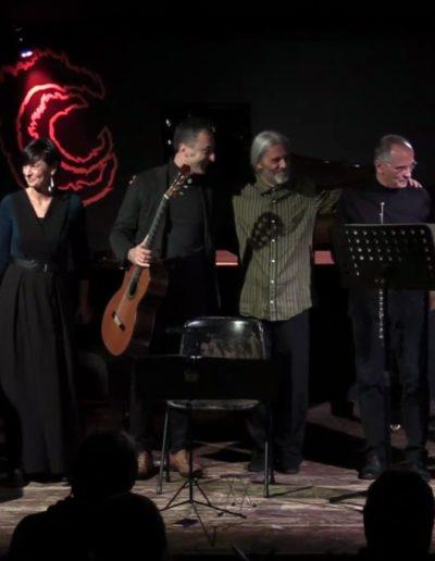 Area Sismica. Festival di musica contemporanea 2018. Con Fabrizio Ottaviucci, Giacomo Piermatti, Roberta Gottardi, Donato D'Antonio e Yuri Ciccarese