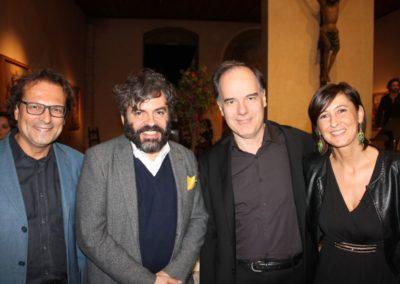 Festival G.A.M.O. 2019. Con Alberto Bologni, Francesco Gesualdi, Marco Facchini. Ph. Andrea Politi
