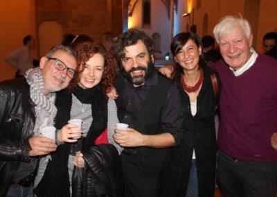 Festival G.A.M.O. 2019. Con Francesco Gesualdi, Andrea Nicoli, Felicita Brusoni, Andrea Politi.