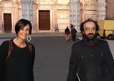 Con Daniele Venturi. Festival Cluster 2020. Prima assoluta di 'BCH' per pianoforte solo. jpg