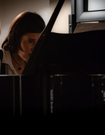 4 novembre 2019. Opere inedite dal Fondo Prosperi. Ilaria Baldaccini, pianoforte.