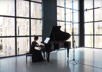 Milano Museo del Novecento per NoMus 8 giugno 2021